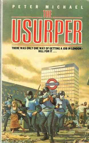 book cover of The Usurper
