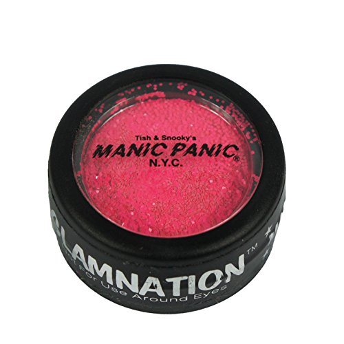 Manic Panic Glow Body Glitter Electric Flamingo Pink