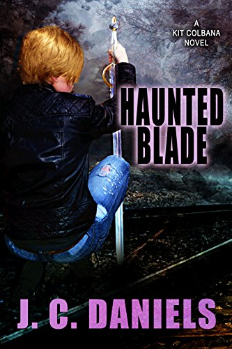 Haunted Blade (Colbana Files Book 6) by [Daniels, J.C.]