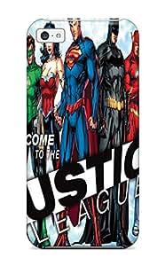 Hot 1089817K335579419 justice league batman Superman Superheroes fashionable iPhone 5c cases