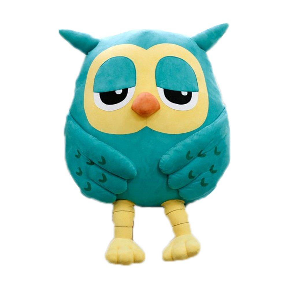 Amazon Com Ins Lovely Creative Cartoon Cute Owl Cuddly Animal