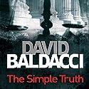 The Simple Truth Hörbuch von David Baldacci Gesprochen von: Jonathan Marosz