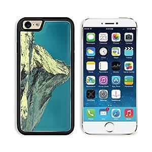 North Face Of The Matterhorn 3DArt Iphone 6 Snap Cover Premium Aluminium Design Case Customized Made to Order