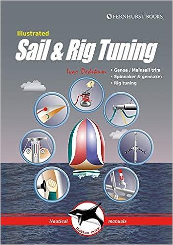 Illustrated Sail & Rig Tuning: Genoa & mainsail trim