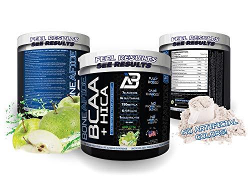 Boneafide Nutrition Boneafide BCAA, Appletini, 30 Servings
