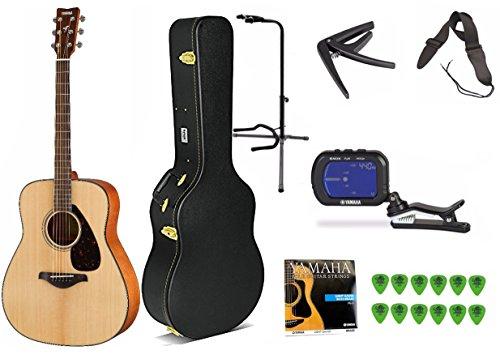 Yamaha FG800 Acoustic Guitar Hardshell