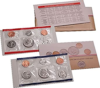 1986 S Proof set Collection Uncirculated US Mint