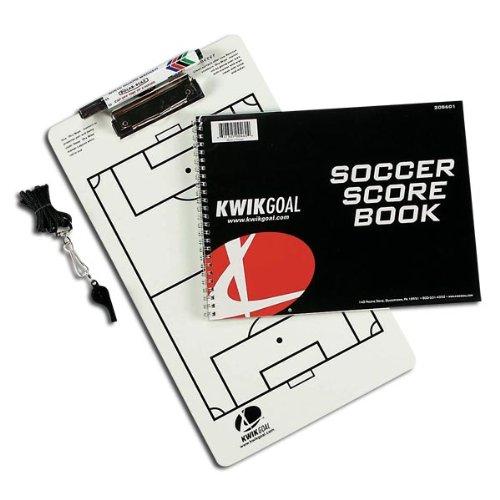 Coaches' & Referees' Gear Kwik Goal 18B103 Soccer Coachs Kit