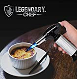 Culinary Cooking Torch- Kitchen Food Torch for