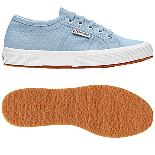 Le Superga - 2750-plus Cotu - Lt Marine - 36