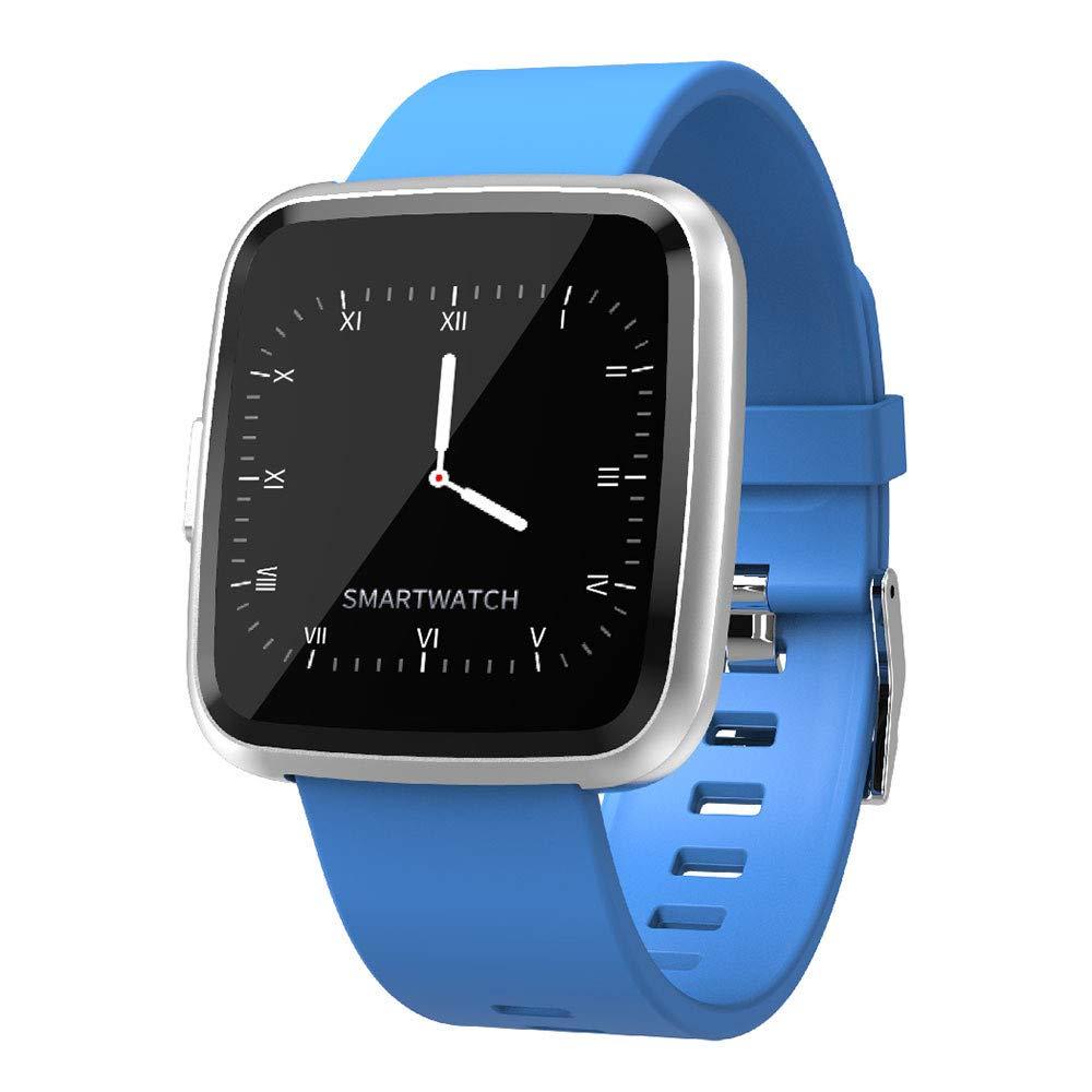 Amazon.com: QUARKJK Smart Watch Mens Watches Full Screen ...