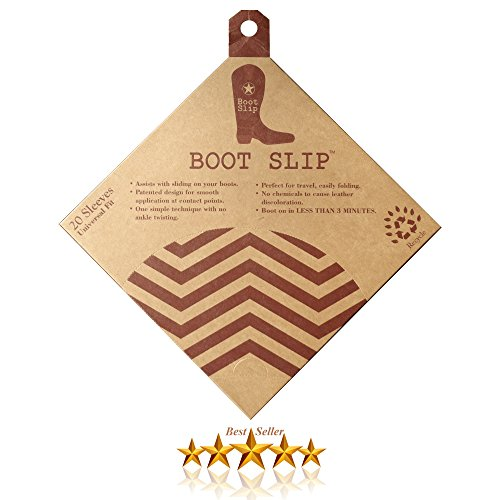Boot Slip Perfect Product For Breaking In New Tight Cowboy Boots, Knee High, Great For Ski Boots Men & Women Natural Leather Stretching Shoe Stretcher Boot Stretching Tool Shoe Leather Spray Stretch - Leather Stretch Heels