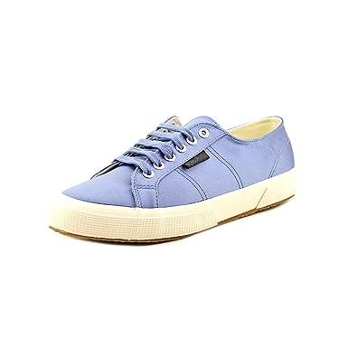 Best Buy Womens Shoes Superga The Man Repeller x Superga - 2750 Satinw Demin Blue