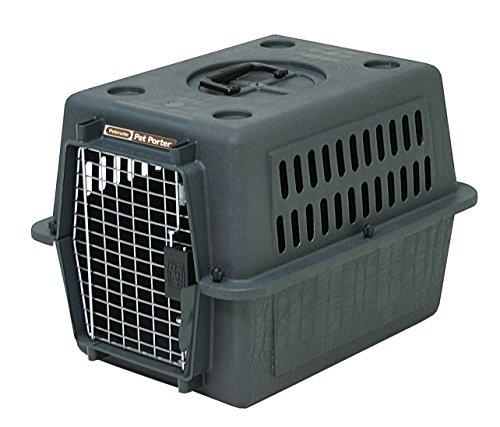 Cheap Petmate Pet Porter Kennel, Small, Dark Gray