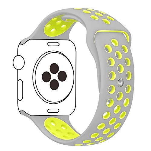 Aokon Silicone Replacement Silver Yellow product image