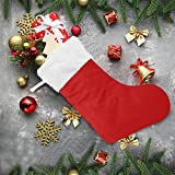 GULTMEE Christmas Stocking Hanging Decoration