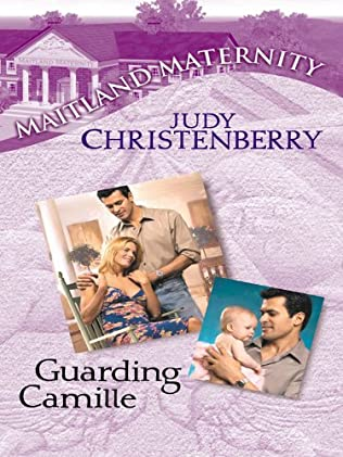 book cover of Guarding Camille