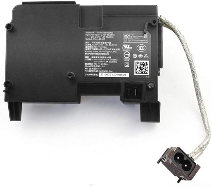 Leoboone para el Adaptador de CA Xbox One X Fuente de alimentación del Cargador del Adaptador de CA Interna reemplazo de la Tarjeta de alimentación: Amazon.es: Hogar