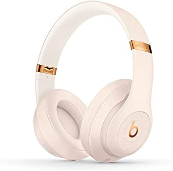 Amazon Com Beats Studio3 Wireless Headphones Porcelain Rose Renewed Electronics