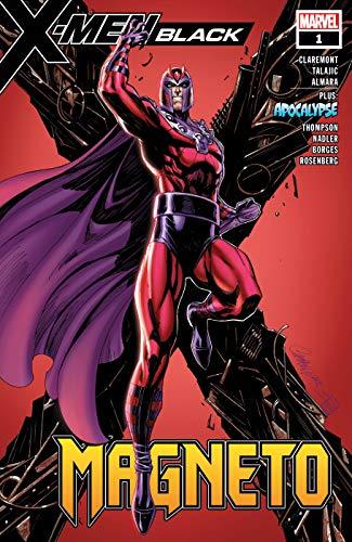 (X-Men Black Magneto #1 2018 Marvel )
