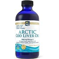 Nordic Naturals Arctic Cod Liver Oil, 1060 mg, 237 ml