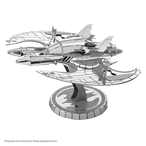 Batman 1989 Batwing <br> 3D Metal Model Kit