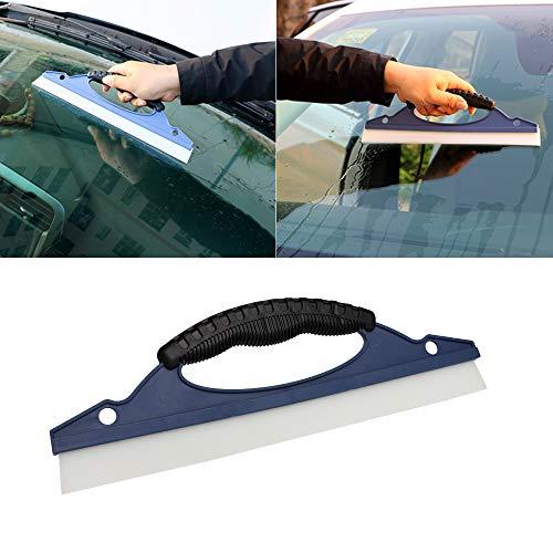 ASMILE Soft Silicone Car Care Windowshield Scraper Car Wash
