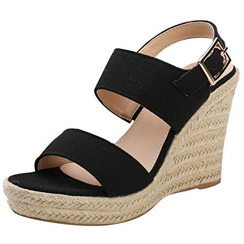 alexis-leroy-women-sling-back-buckle-strap-espadrille-wedge-heel-sandals-black-40-m-eu-9-95-bm-us