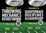 The Complete Quarterback Self- Correct System- Volumes 1-8