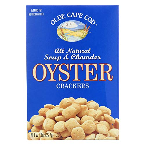 Westminster Cracker Company Crackers, Oyster, Trans Ff, 8 -