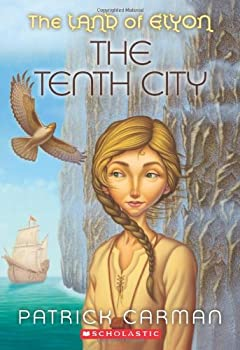 The Tenth City 0439700981 Book Cover
