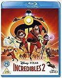 Incredibles 2 Blu Ray Region Free + Digital Copy