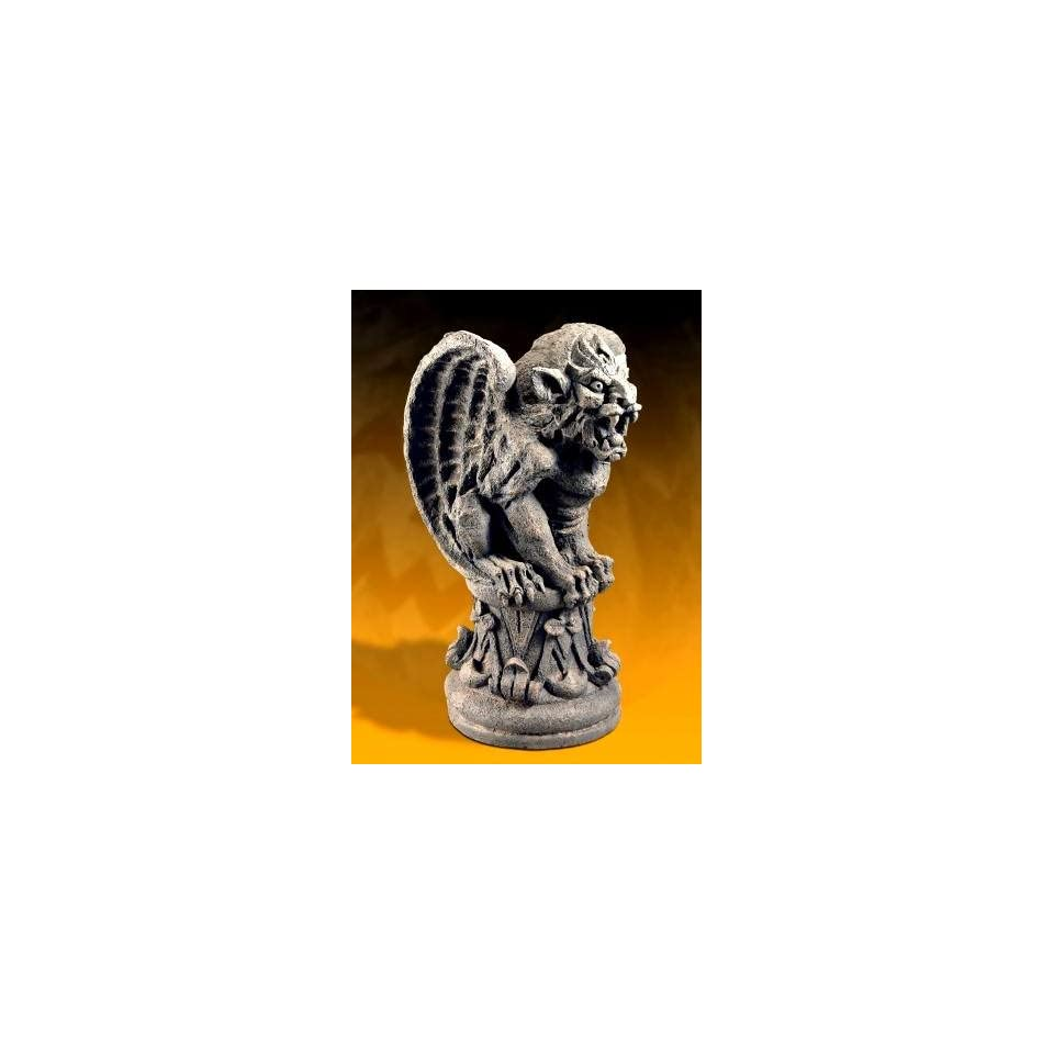 National Tree Company MFRH 800 33 33 Inch Poly Resin Halloween Statue 20 Inch x 14.25 Inch x 33 InchH