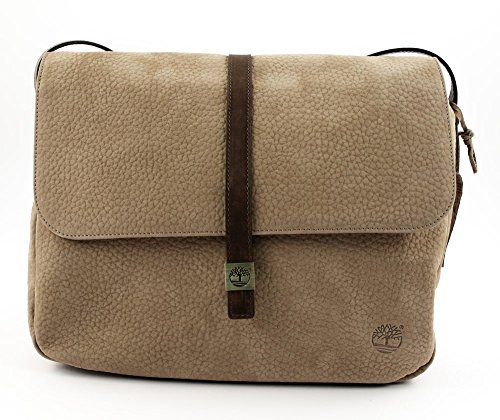 Borsa a tracolla Timberland M5511 Beige F45 Made in Italy
