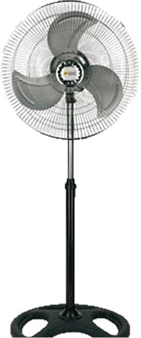 Ventilador de pie industrial 85W 3 velocidades: Amazon.es: Hogar