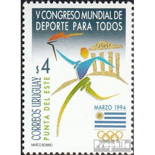 uruguay 2027 (complète.Edition.) 1994 congrès mondial (Timbres pour les collectionneurs)