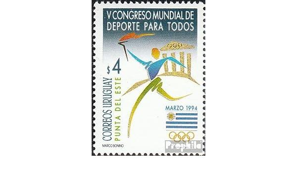 Prophila Uruguay 2027 (Completa.edición.) 1994 congreso Mundial (Sellos para los coleccionistas): Amazon.es: Juguetes y juegos