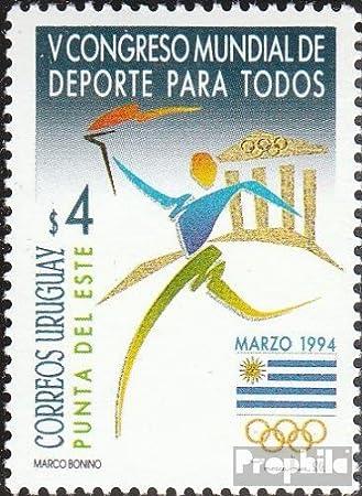 Prophila Uruguay 2027 (Completa.edición.) 1994 congreso Mundial (Sellos para los