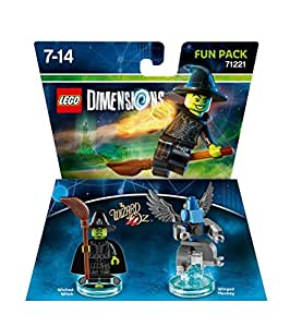 LEGO Dimensions Fun Pack Wizard of Oz Wicked Witch