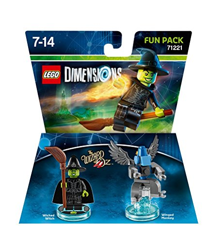 LEGO Dimensions: Fun Pack - Wizard of Oz Wicked Witch of the West -