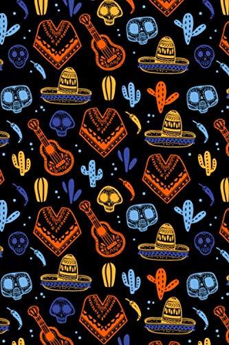 Day Of The Dead Pattern - Sugar Skull