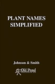 The Names of Plants: Amazon co uk: David Gledhill: 9780521685535: Books