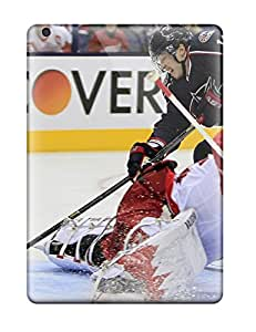 Hot columbus blue jackets hockey nhl (20) NHL Sports & Colleges fashionable iPad Air cases
