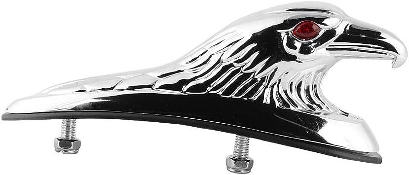 Parafango-universale moto parafango anteriore decorazione ornamento testa daquila statua adatta per Ya
