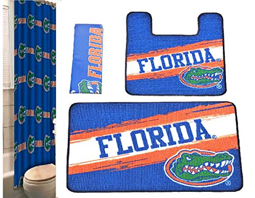 The Northwest Company FLORIDA GATORS 15 PIECE BATH ()