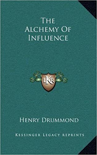 Book The Alchemy of Influence