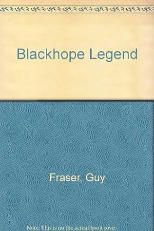book cover of Blackhope Legend