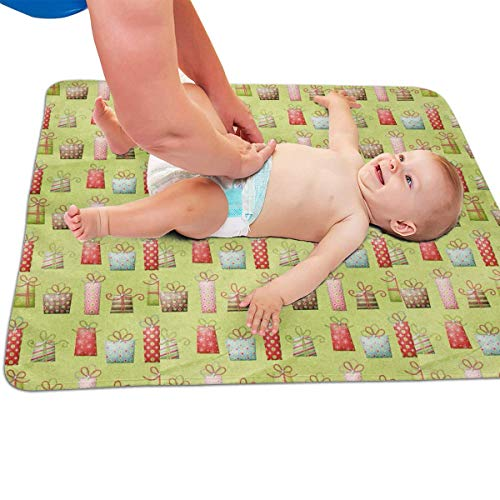 V5DGFJH.B Baby Portable Diaper Changing Pad Dream Gifts Urinary Pad Baby Changing Mat 31.5