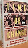Time of Change, Giulietto Chiesa and Roy A. Medvedev, 0394581512