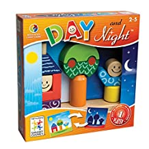 Smart Games Day and Night Multi-Level Logic Game